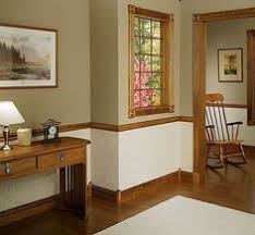 Dining Rooms With Stained Chairrail How To Paint A Dining Room - Painting dining room