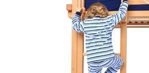nachtle für kinderzimmer doppelstockbett fürs kinderzimmer vor und nachteile