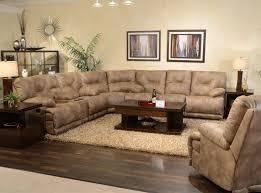 Microfiber Sectional Sofa With Ottoman by Sofa Fabric Sectional Sofas Sofas And Sectionals Sectional Sofa