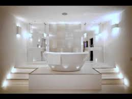 Lighting Ideas For Bathroom - led bathroom light design ideas