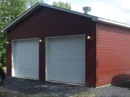 the modern prefabricated garage