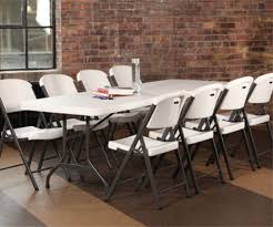 8 foot lifetime table lifetime 22980 white 8 banquet table on sale with fast shipping