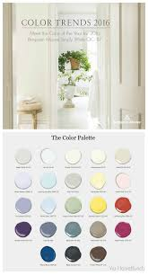 benjamin moore color of the year 2016 simply white color trends