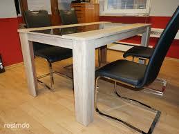Esszimmertisch Dunkles Holz Tischfolie Tischplatte Bekleben Resimdo