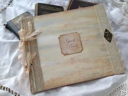 ivory wedding guest book ivory wedding guest book atdisability
