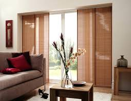 curtains and blinds for sliding glass doors patio door window treatments ideas patio door curtains and blinds