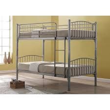 Bunk Bed Frames Full Over Full Bunk Bed With Storage - Used metal bunk beds