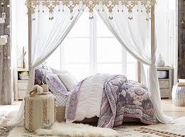 Bohemian Bed Canopy Bohemian Costa Canopy Bedroom Pbteen