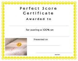 the 25 best attendance certificate ideas on pinterest