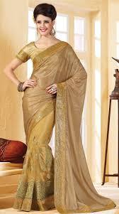 golden blouse 23 amazing blouse designs for golden sarees