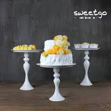 wedding cake plates wedding cake stand white candy fruit plate cake plates