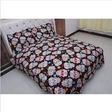 sugar skulls for sale ideas for day of the dead bed set lostcoastshuttle bedding set