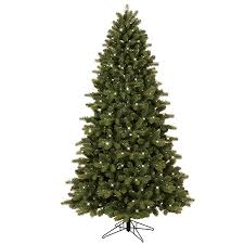 shop ge 7 ft 1 165 count pre lit colorado spruce artificial
