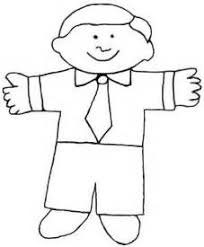 flat stanley cut out template front hey that u0027s me