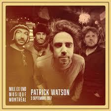 Patrick Watson Adventures In Your Own Backyard Lyrics Patrick Watson Home Facebook