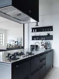 kitchen island with stove minimalist kitchen design equipped with modern kitchen island