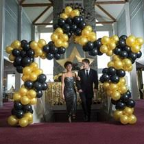 balloon arch prom balloon arches stumps party stumps
