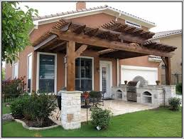 Attached Patio Cover Designs Covered Patio Kits Home Design Inspiration Ideas And Pictures