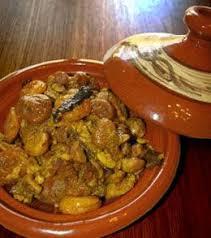 cuisine marocaine recette marocaine du tajine d agneau aux