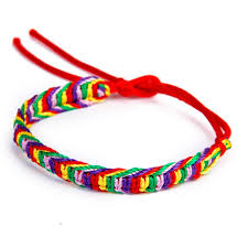 bracelet thread images 9pcs colorful braided thread friendship bracelets jpg