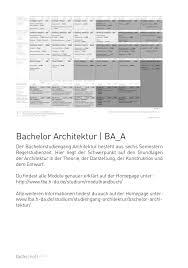 architektur homepage erstsemesterbroschüre fb architektur h da 2015