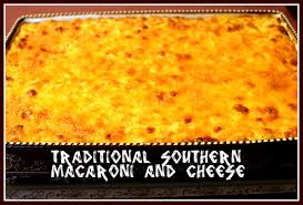 sweet tea and cornbread traditional southern macaroni and cheese