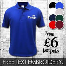 Custom Embroidery Shirts Custom Embroidered Printed Polo Shirts Personalised Workwear T