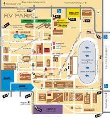 Map Of Ks Map Kansas State Fair