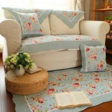 shabby chic sofa covers shabby chic visualizeus