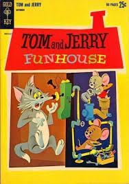 tom jerry characters comic vine