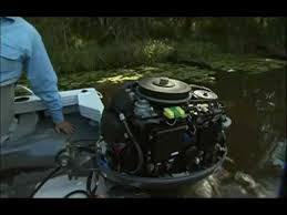 how to pull start your electric start outboard when you have a