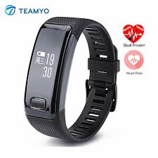 blood pressure wrist bracelet images Teamyo c9 smart band wrist watch blood pressure heart rate monitor jpg