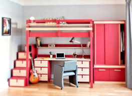 lit mezzanine 1 place avec bureau lit mezzanine 1 place fly mezzanine beds modulable mezzanine desk