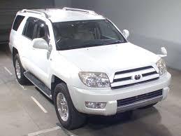 hilux surf car japanese used cars exporter dealer trader auction cars suv