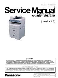 dp 1820 1520 service manual image scanner fax