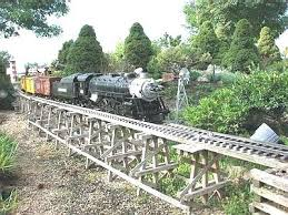 model trains g scale model g scale buildings the picture