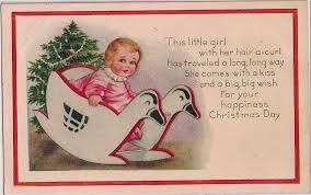 nothing but limericks vintage christmas card limerick poem