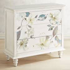 25 Unique Painted Tv Trays by Mallory Hand Painted Floral Chest Pier 1 Imports