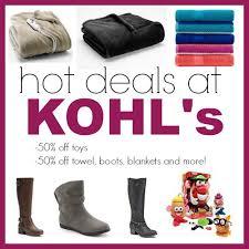 kohls black friday sale shop kohl u0027s black friday preview sale today only coupon