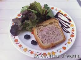 une recette de cuisine recette pâté en croûte la cuisine familiale un plat une recette