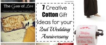 2nd wedding anniversary gift ideas for 2nd wedding anniversary gift ideas cotton wedding event organizer