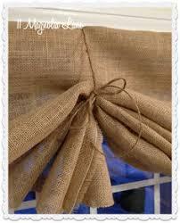 Burlap Drapery No Sew Burlap Curtains No Sew Burlap Curtains Randi With An