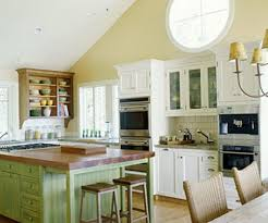 raised kitchen cabinets kitchens with cathedral ceilings kitchen