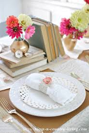 setting the table book 11 table settings for every occasion town country living
