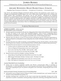 basketball resume coach hr administrative assistant resume how is prejudice shown in to