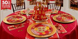 Cubicle Decoration Themes For Christmas And New Year by 2017 Chinese New Year Party Supplies Chinese New Year