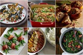 recipe roundup thanksgiving vegetables sides williams sonoma