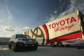 a toyota new record for world u0027s fastest suv set by racing driver in a