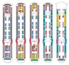 Cruise Ship Floor Plans by Freedom Decks6 10 Jpg