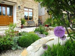 the best inspirational garden ideas for a driveway serenity